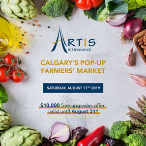 Artis Pop-up Market (Calgary)