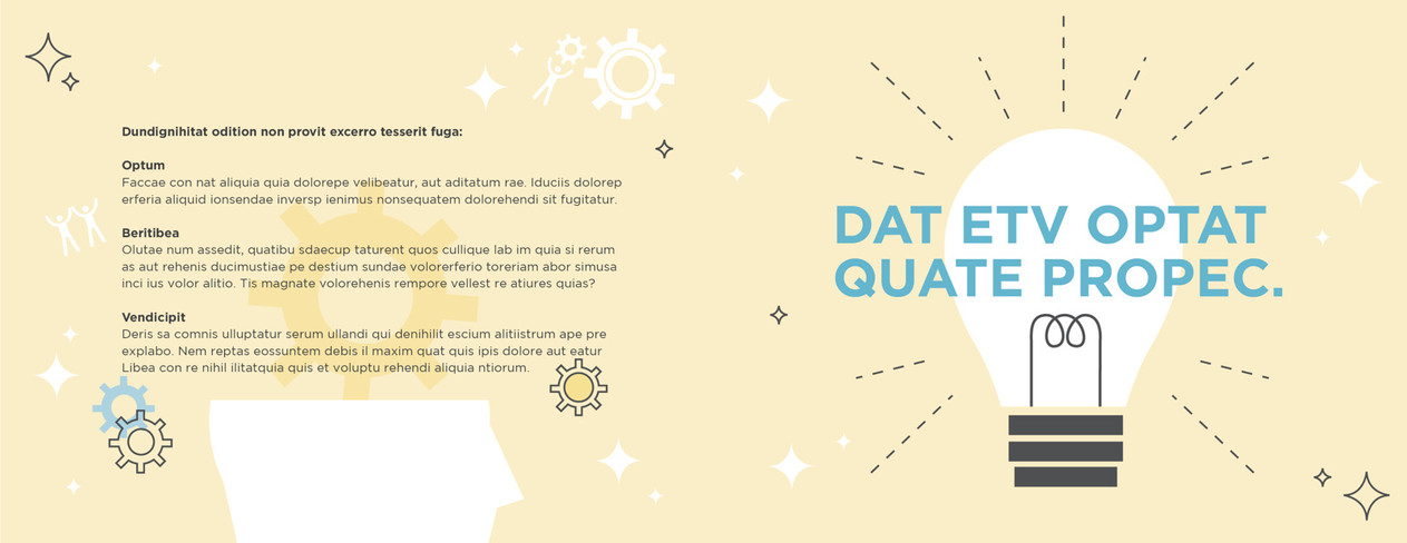 Qualico Commercial Internal Booklet spread