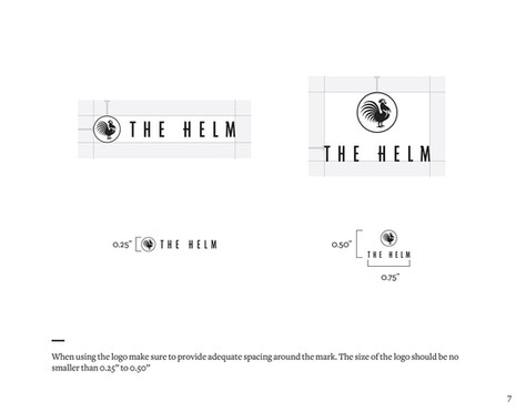 Brand Guideline - logos