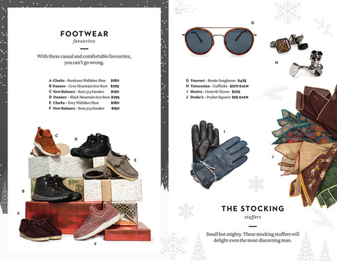 The Helm 2018 Gift Guide