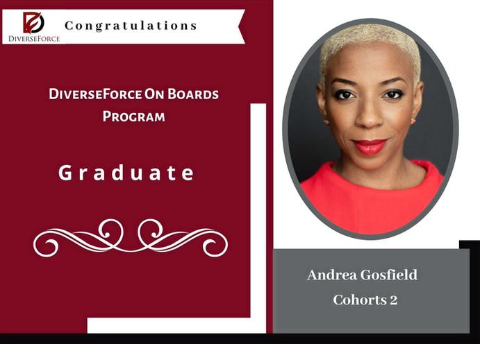 Andrea Gosfield
