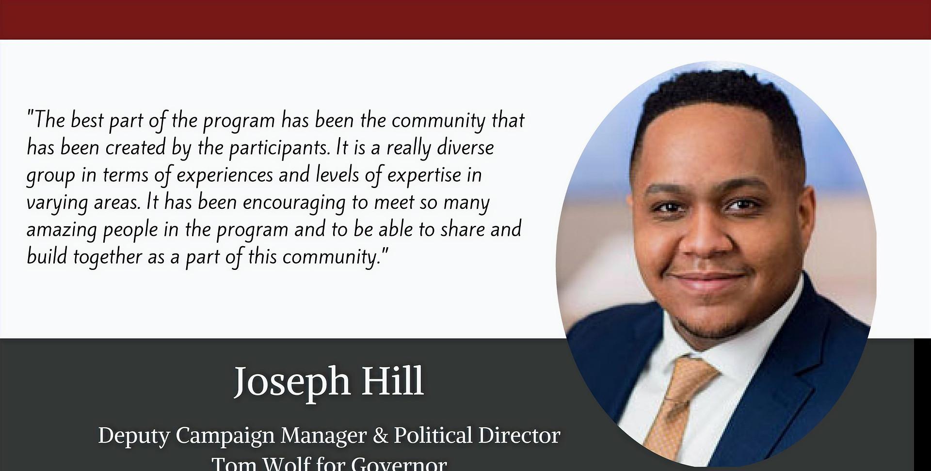 Joseph Hill