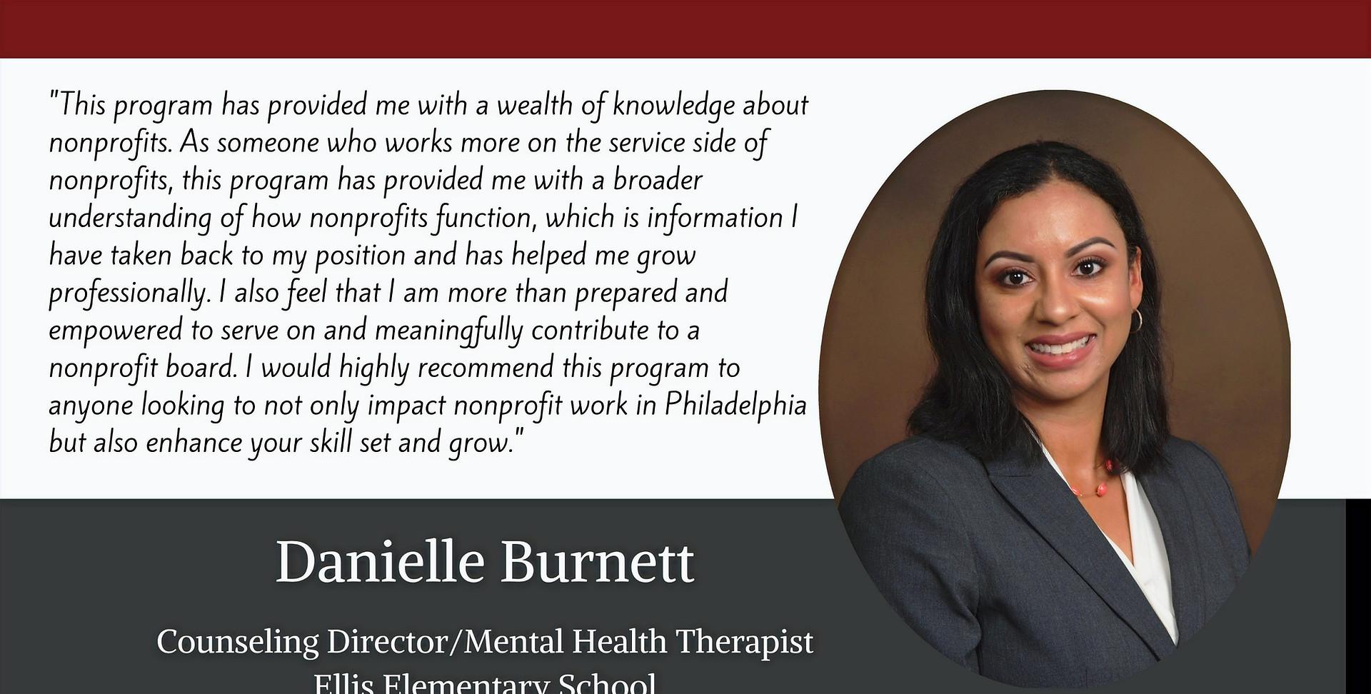Daniella Burnett