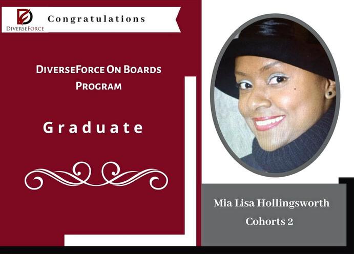 Mia Lisa Hollingsworth