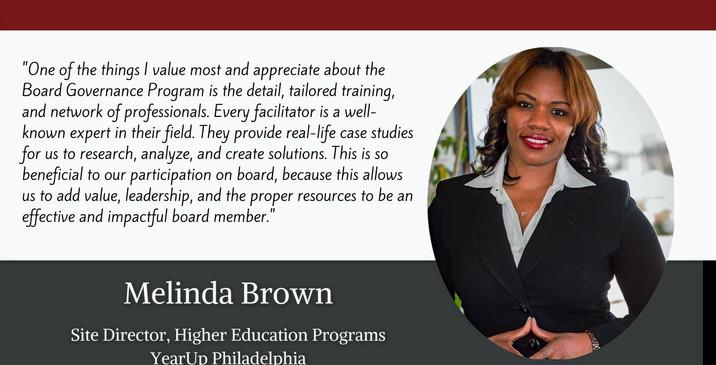 Melinda Brown