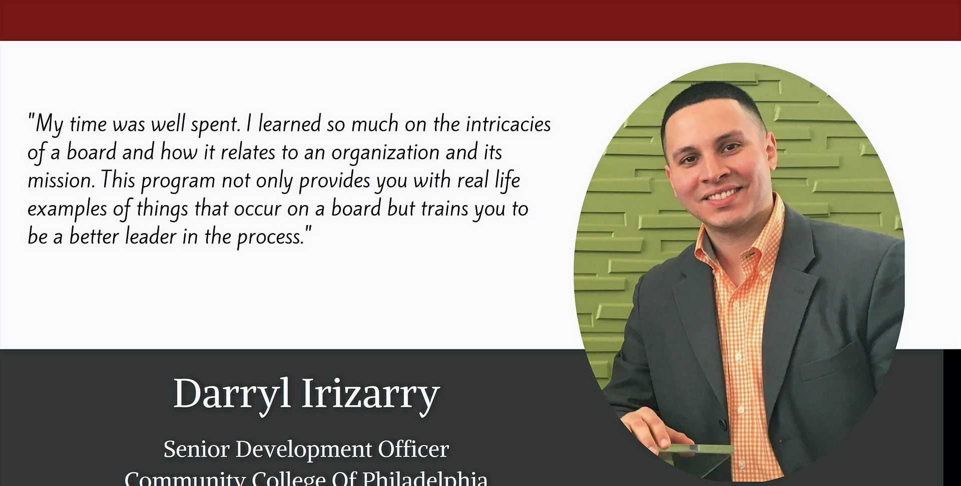 Darryl Irizarry