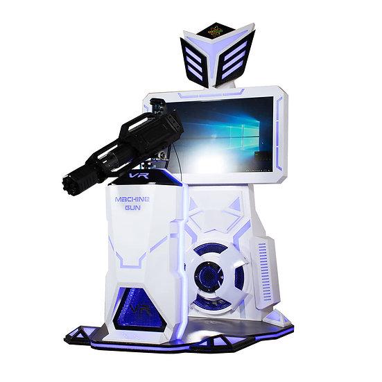 Virtual Reality Machine Gun