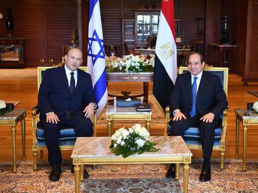 Izraelski premijer u Egiptu nakon deset godina: Regionalne sile žele dogovor