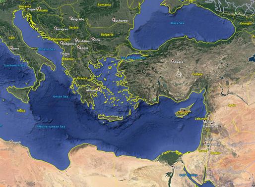 Sukob na Mediteranu: Američki i ruski planovi od kojih zavisi Evropa