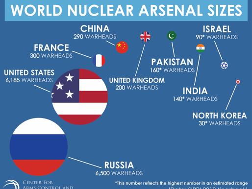 SAD i Rusija pregovaraju o kontroli nuklearnog naoružanja