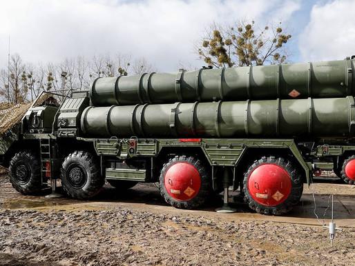 Rusija spremna Iraku prodati sisteme S-400