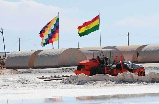 Bolivija reaktivira proizvodnju litija