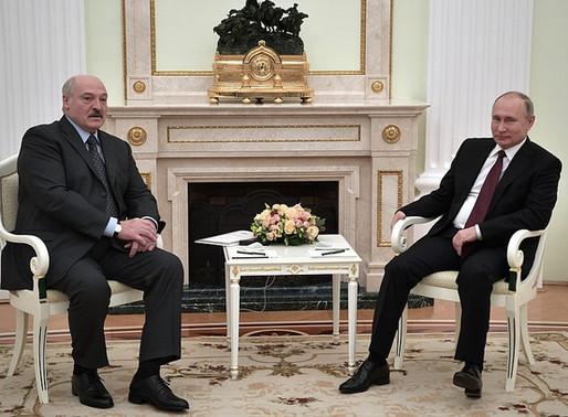 Minsk i Moskva: Smetnje u komunikaciji ili ozbiljni problemi?