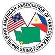 Logo of Filipino-American Association of Vancouver Washington