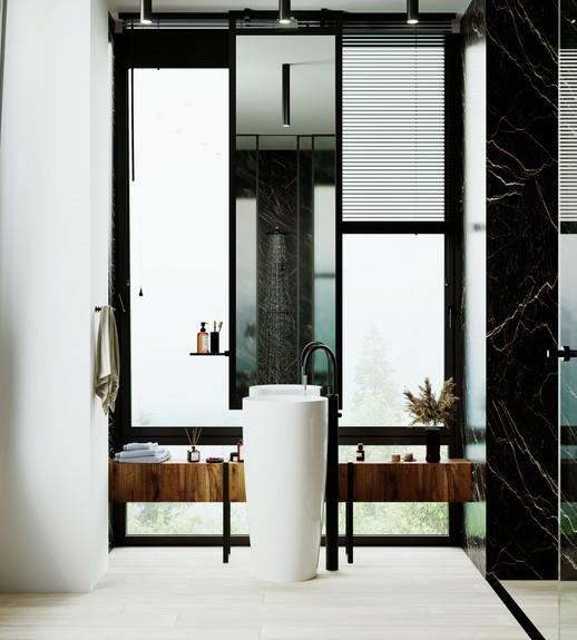 Baño Luxury