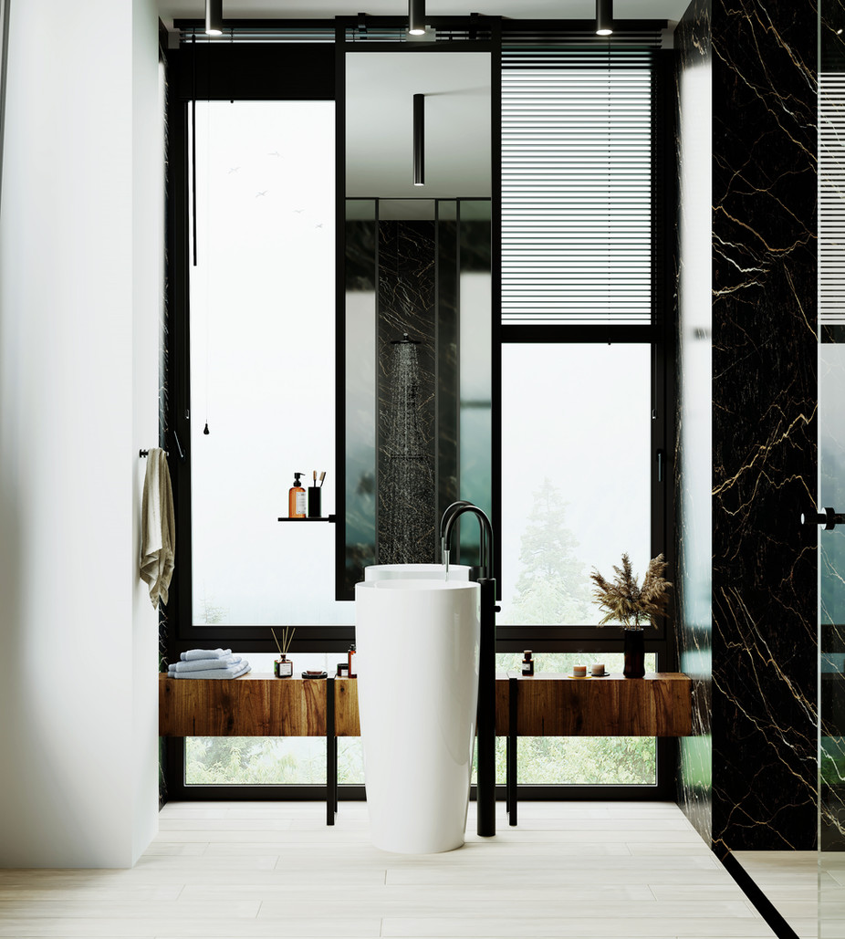 Baño Luxury