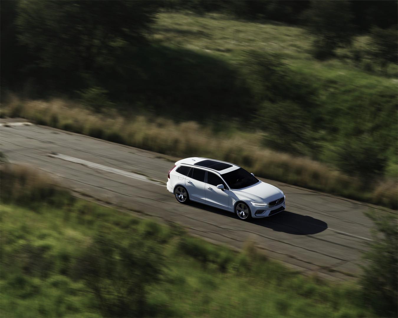 Volvo movimiento