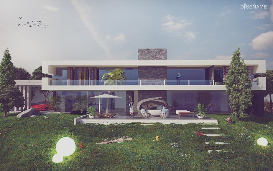 Casa de diseño