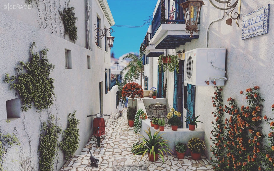 Calle Andaluza
