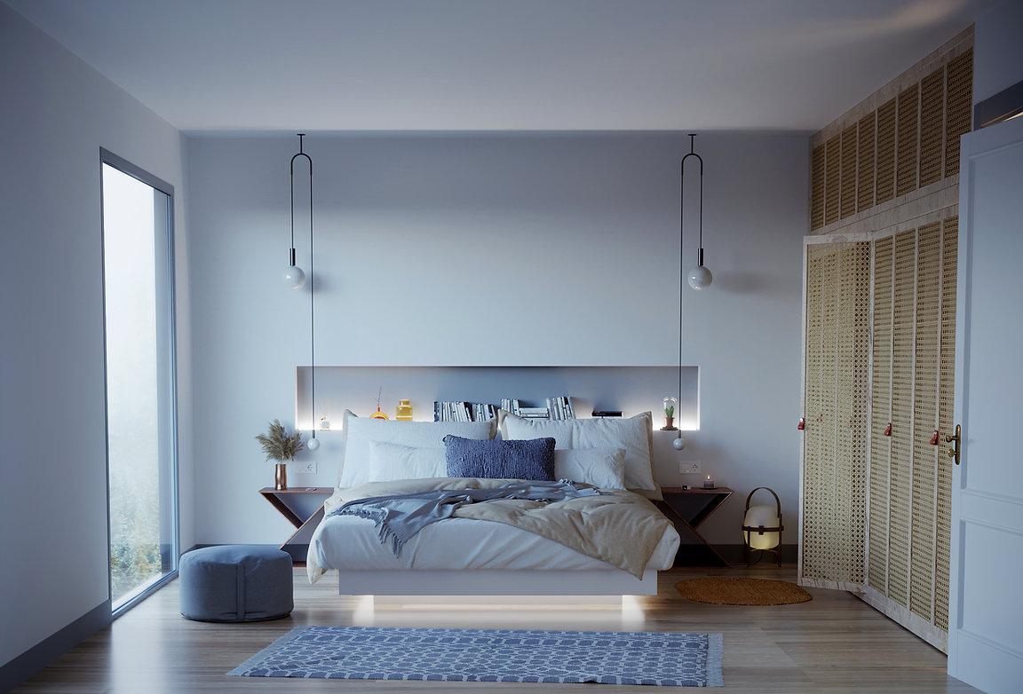 habitación suit Asturias
