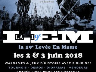 Levée en Masse 2018 (94) 2-3 juin 2018