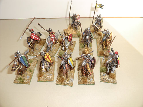 cavalerie normande (28mm)