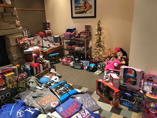 Gifts are generously provided by Max's Treehouse donors.