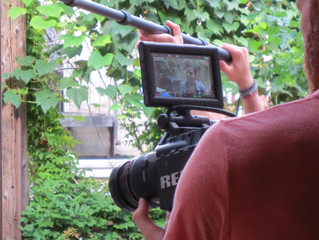 """""""Homesick"""" Behind-the-Scenes Production Stills Are Up!"""