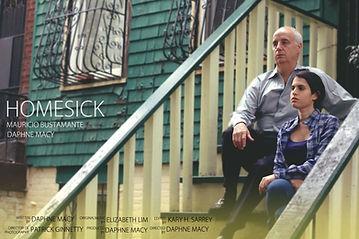 Homesick film poster