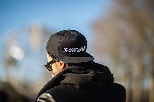 Blank Label Snapback