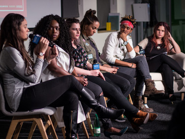 WOMEN IN MUSIC PANEL - 3.23