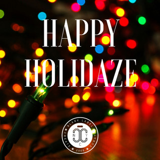 HAPPY HOLIDAZE VIBES PLAYLIST