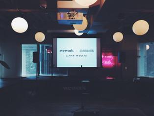 WeWork Live - 7.20