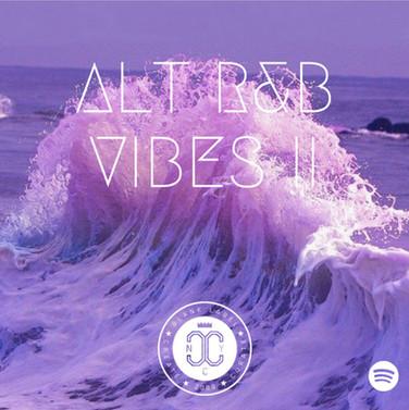 ALTERNATIVE R&B VIBES II PLAYLIST
