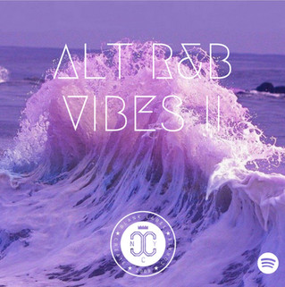 ALTERNATIVE R&B VIBES II PLAYLIST