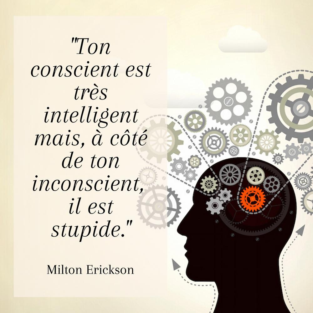 Citation Milton Erickson