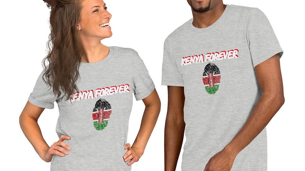 Kenya Forever Short-Sleeve Unisex T-Shirt