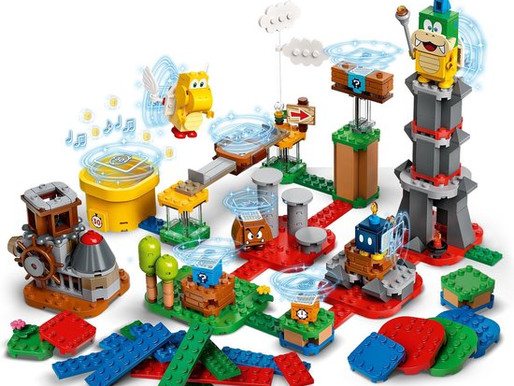 2021 Update LEGO Super Mario