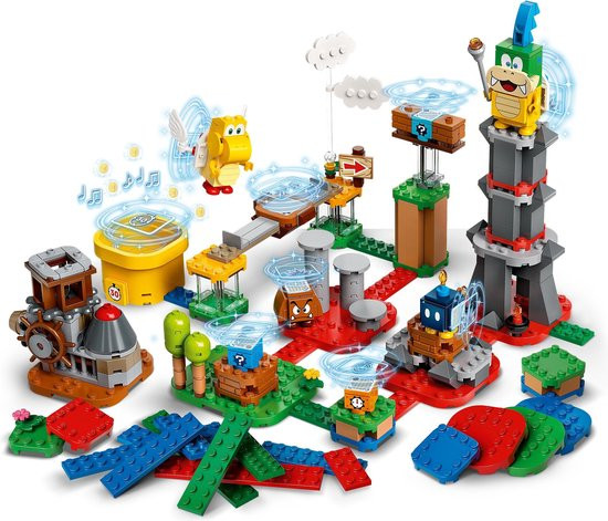 LEGO Super Mario Makersset