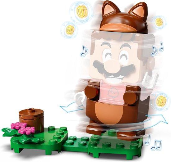 LEGO Tanuki Super Mario