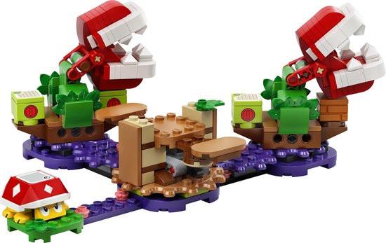 Lego Super Mario Piranha Plant