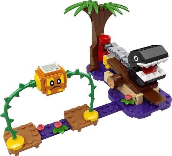Lego Super Mario Chain Chomp