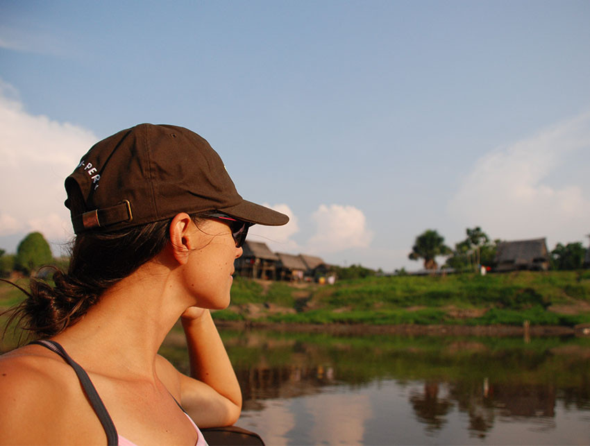 Travel expert custom vacation - Trekking for Sloth, fishing for piranha, visiting local villages and the Peruvian Amazon