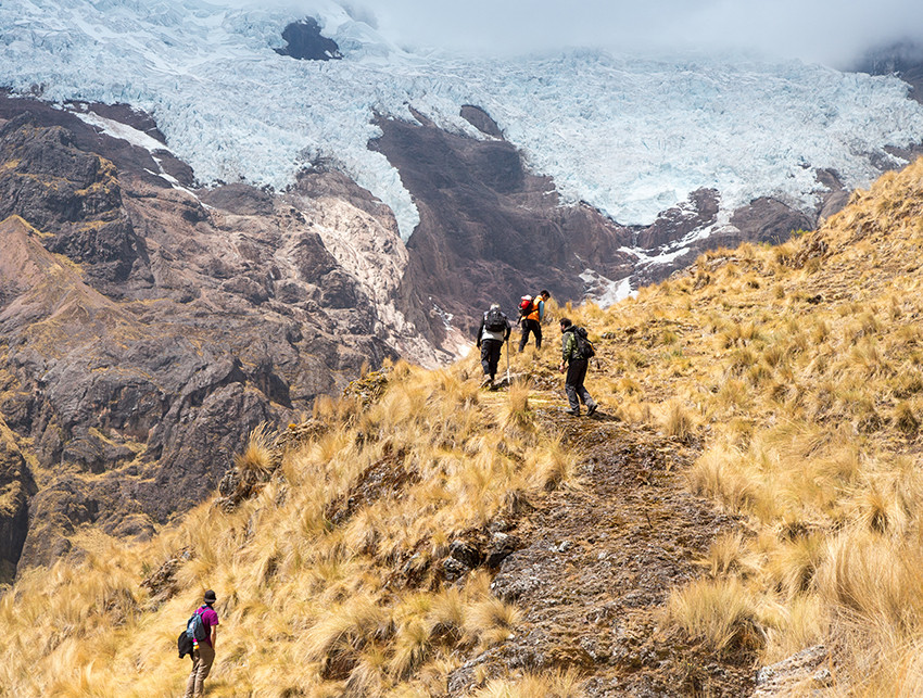 Exclusive hiking explorations in the Sacred Valley Peru - explore beyond Cusco and Machu Picchu