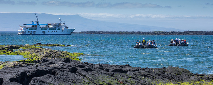 Galapagos Islands vacation - luxury expedition ships