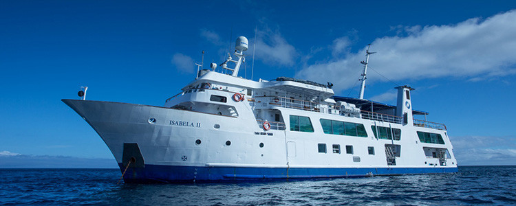 Galapagos Islands cruise vacation - luxury expedition ships