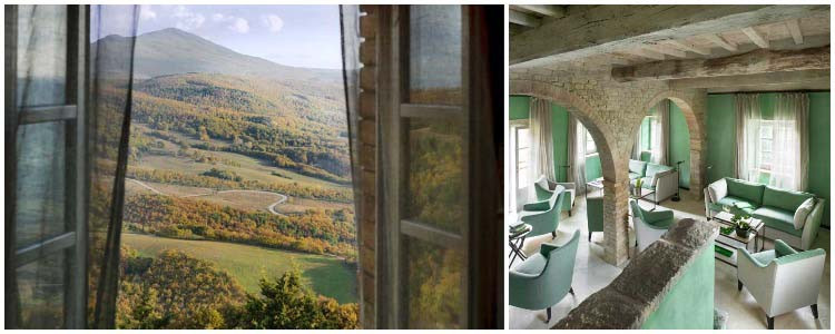 Boutique hotel experience in Tuscany: luxury family travel in Italy