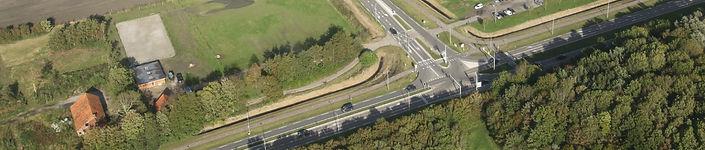 N57 en N59: aanleg 5 rotondes en nieuw wegdeel op Schouwen-Duiveland