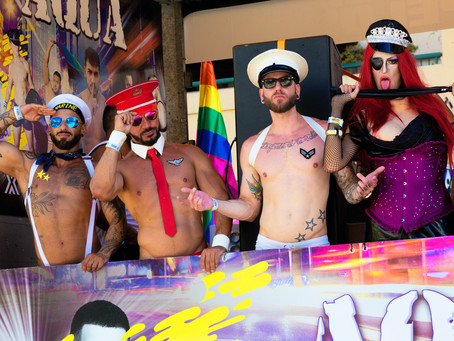 Why Kink is an integral part of Pride