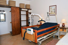 Profiling bed